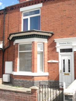 4 Bed HMO – Brooklyn Street, Crewe