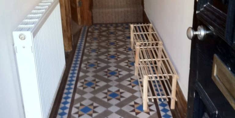 156 - Hallway