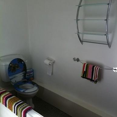 P62 - Bathroom - View from Door