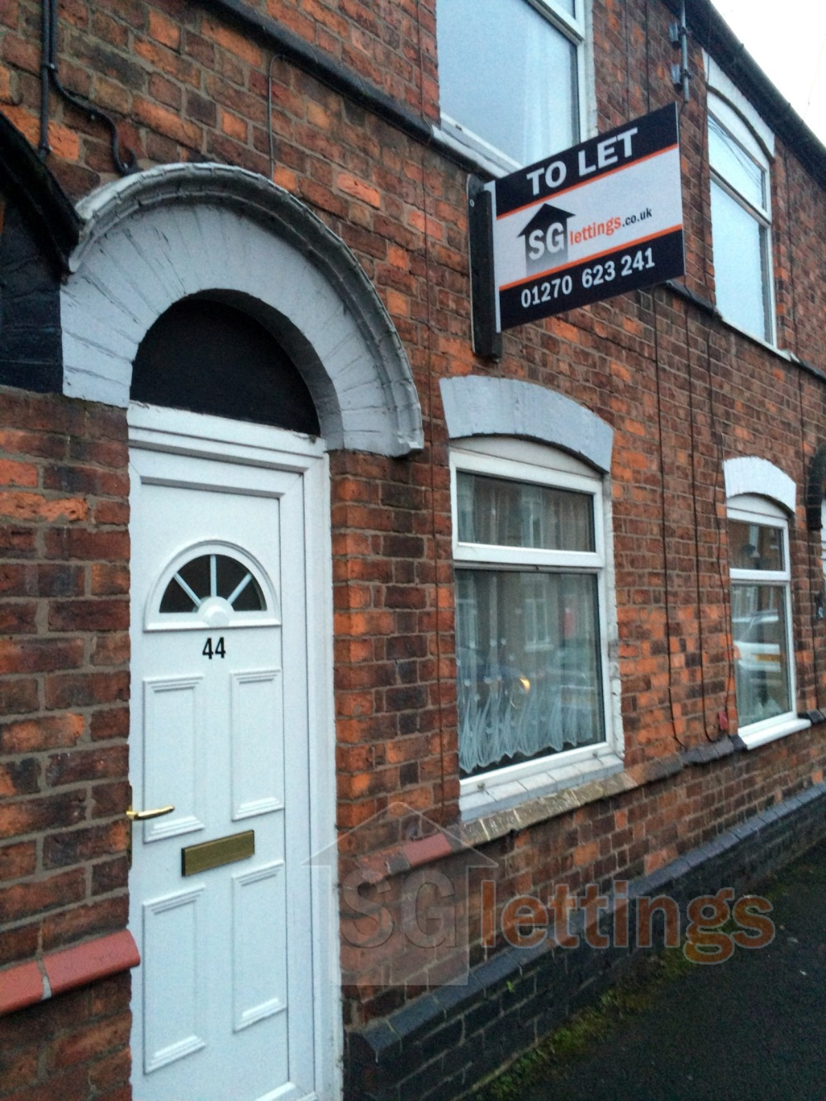 2 Bed Arnold Street House- Arnold Street, Nantwich