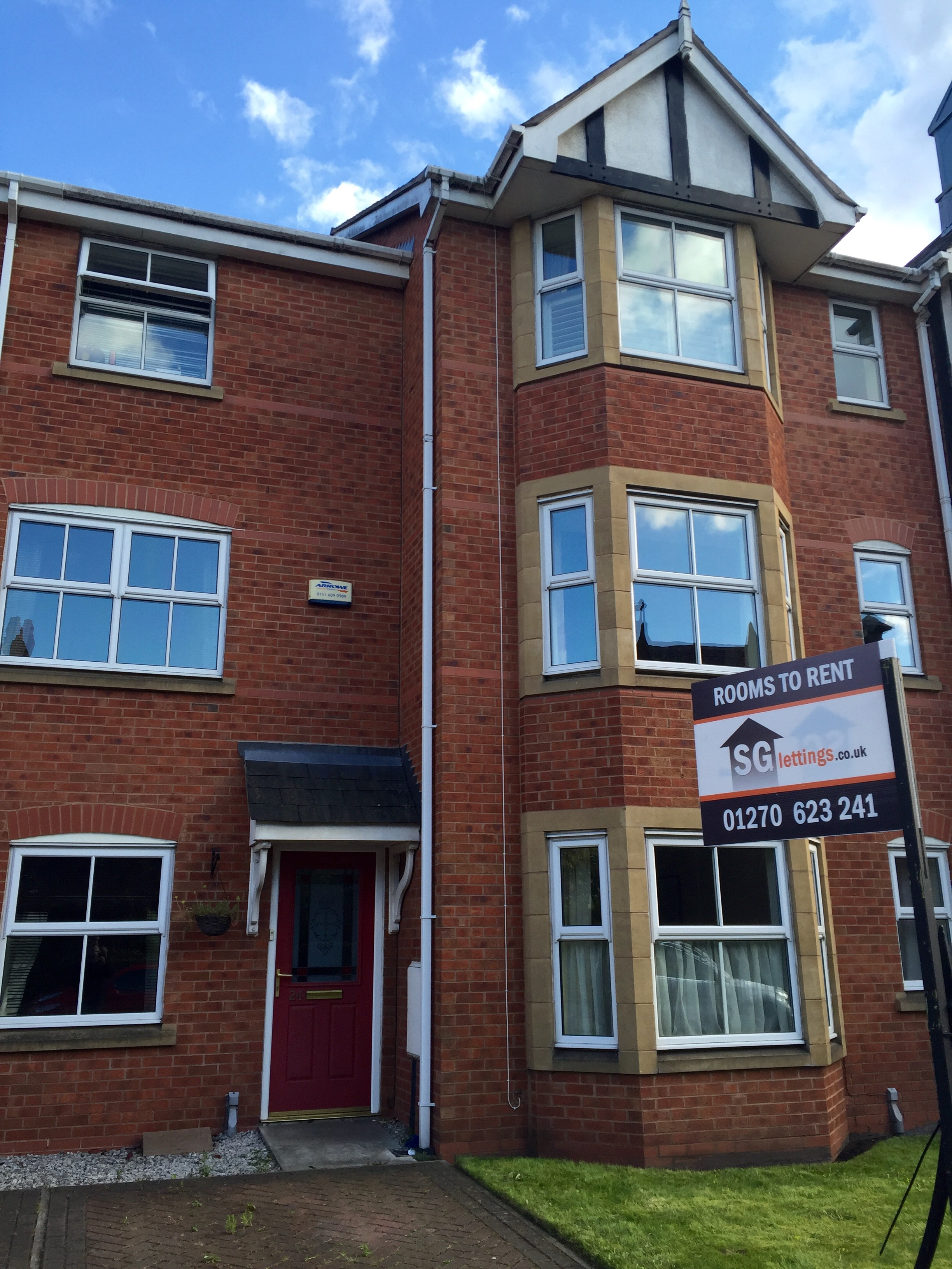Rooms To Rent At St Andrews Court Crewe Sg Lettings