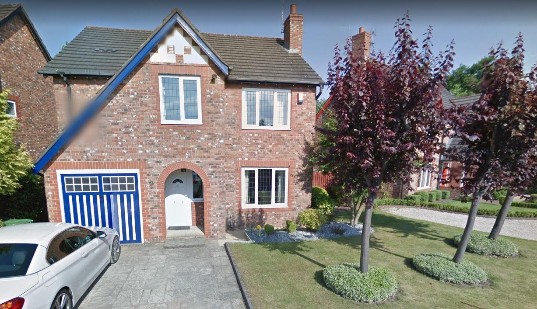 4 Bedroom House – Sandringham Close, Kingsmead, Northwich