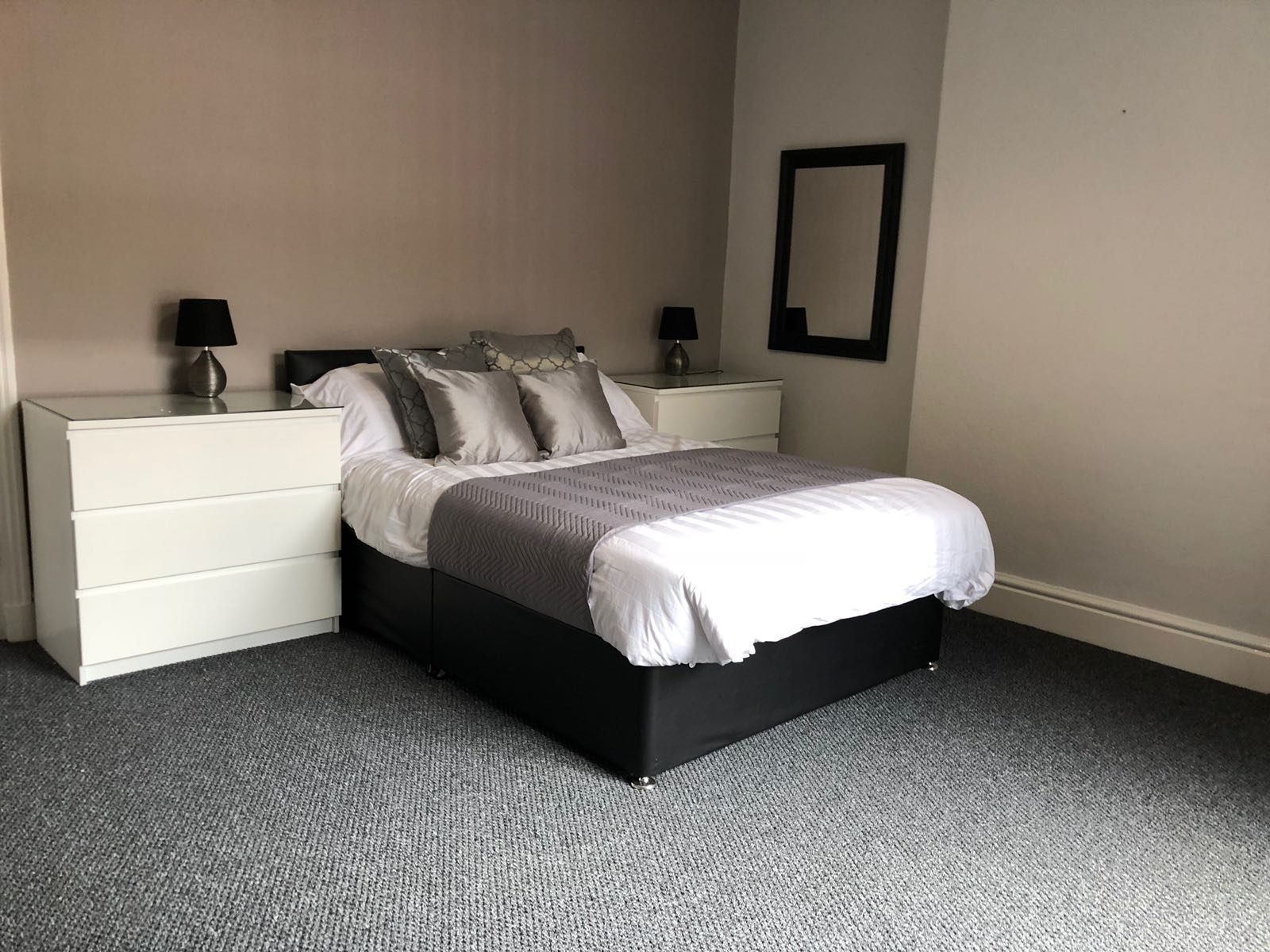 Rooms to Rent on Brooklyn Street, Crewe