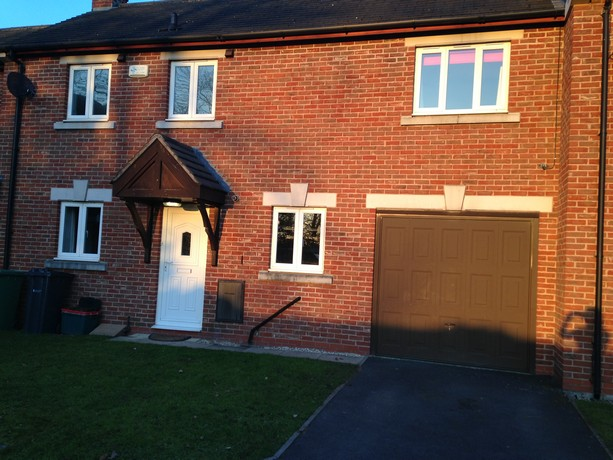 3 Bedroom House – Hall View Close, Gorstage, Weaverham
