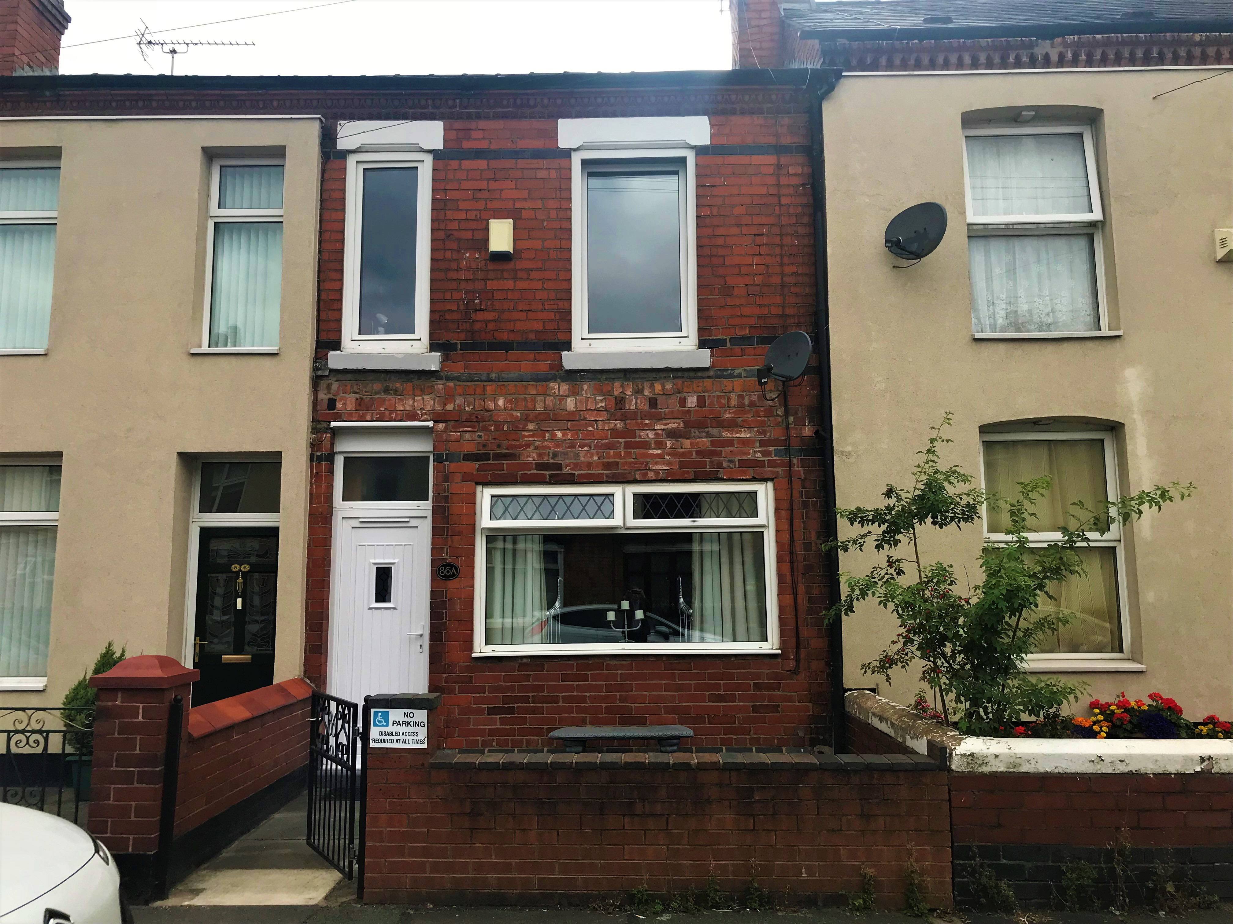 2 Bed Mid Terrace – Minshull New Road