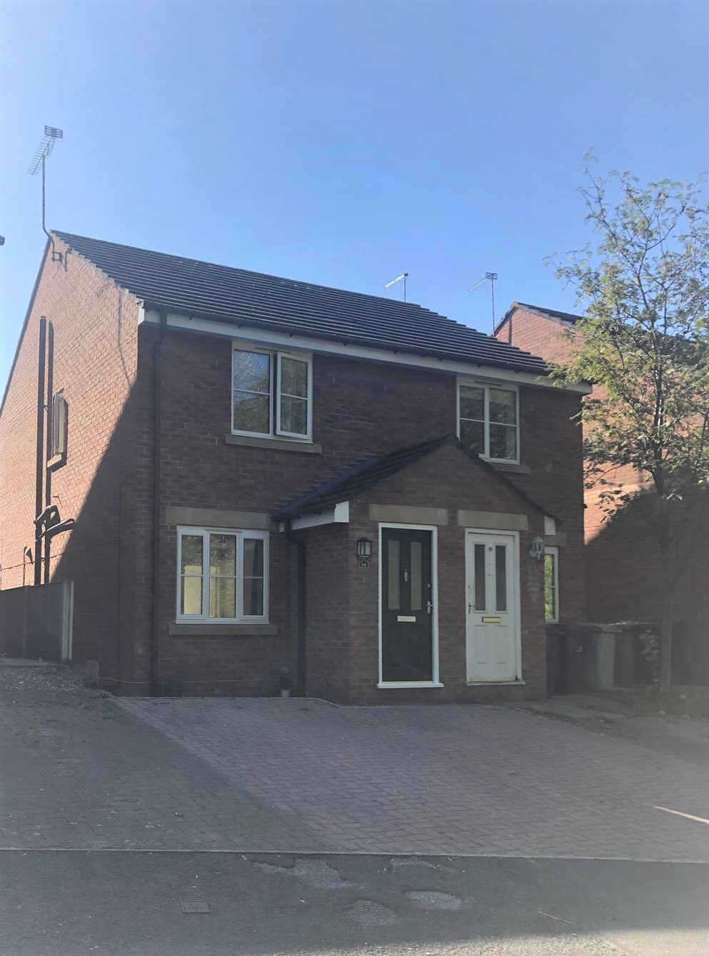 2 Bed Semi-Detached House, Brookdale Park, CW2