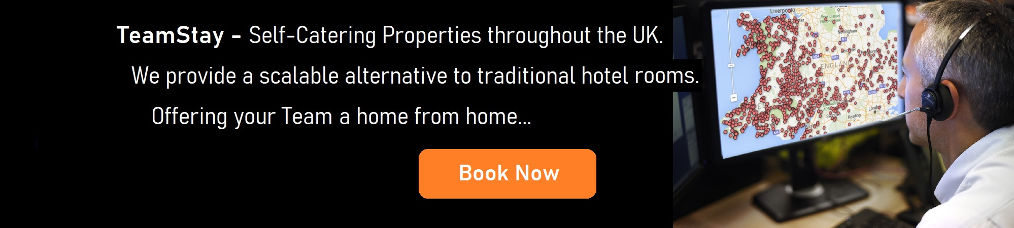 TeamStay – Your UK Accommodation Partner