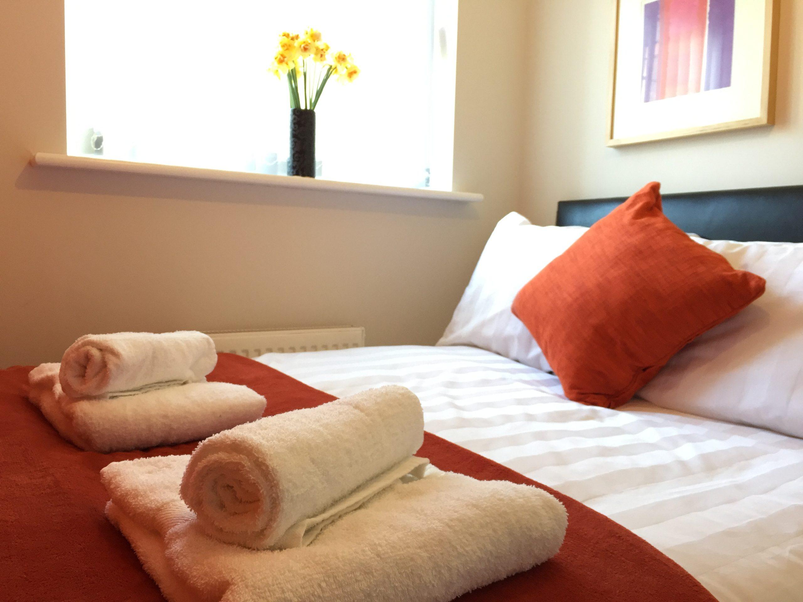Nantwich Apartments – 2 Bedroom Apartment