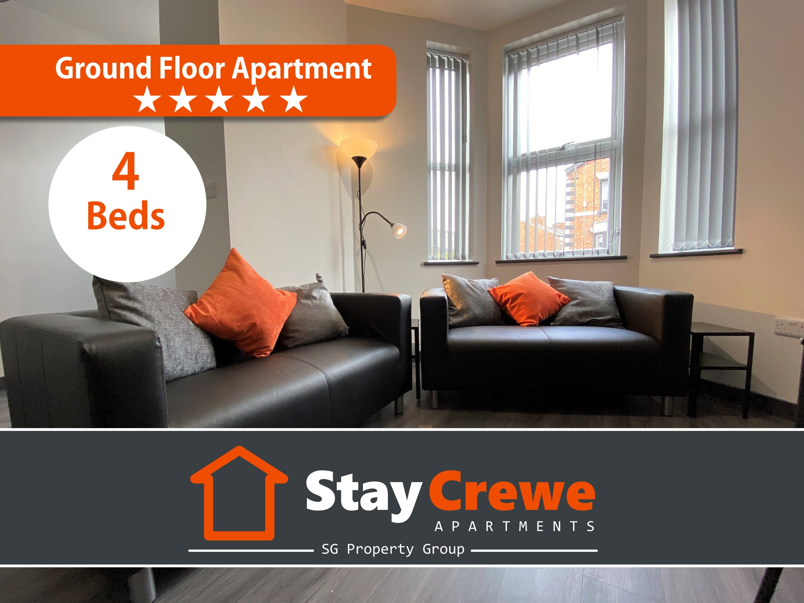 Apartment 130 – StayCrewe